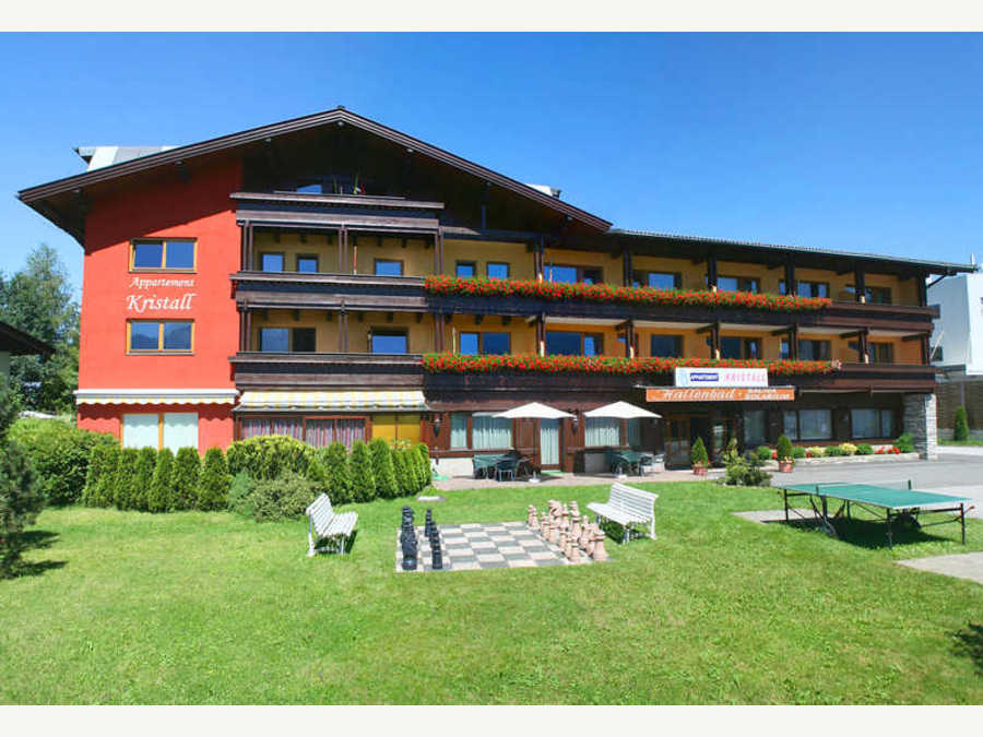 Appartement Kristall in Zell am See