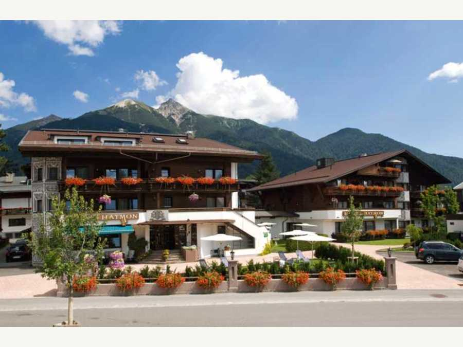 Hotel Haymon in Seefeld in Tirol